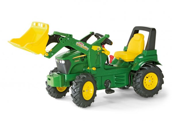 Tråtraktor John Deere 7930