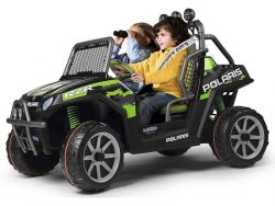 Peg Perego Polaris Ranger RZR Green Shadow