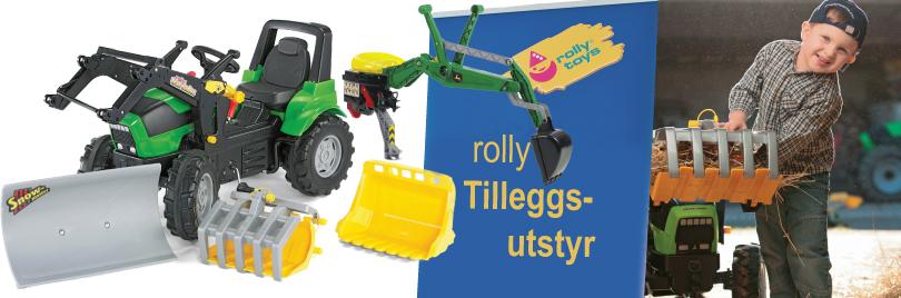 Rolly tilleggsutstyr