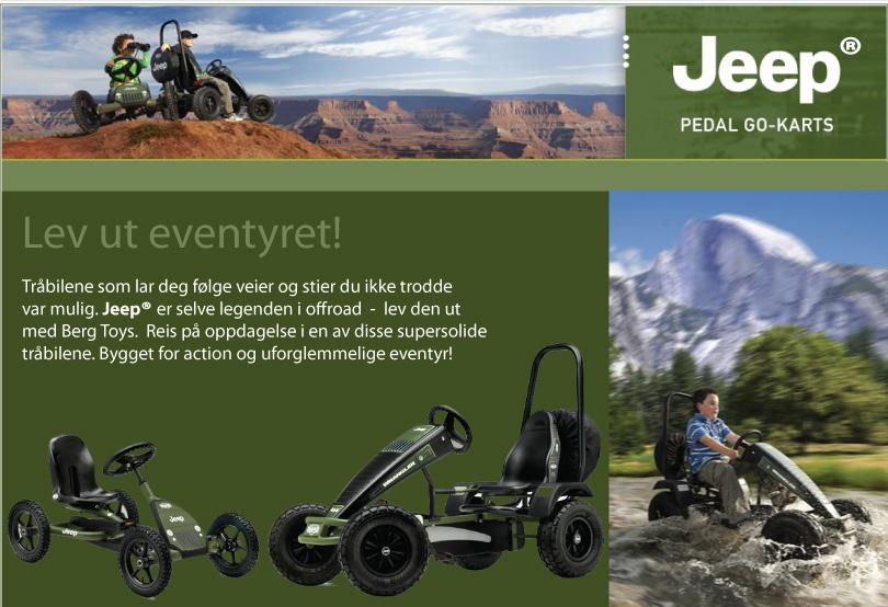 BERG Jeep