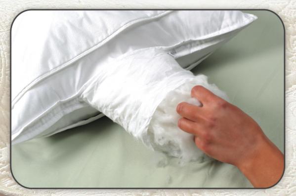 Luxury Pillow System 50 x 70 cm - pute med trekk i Tencel®