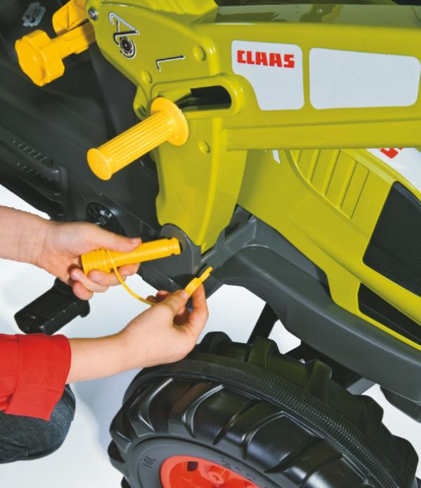 Tråtraktor Rolly Farmtrack CLAAS Arion