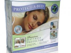Premium laken 90x200x20cm - madrass beskytter