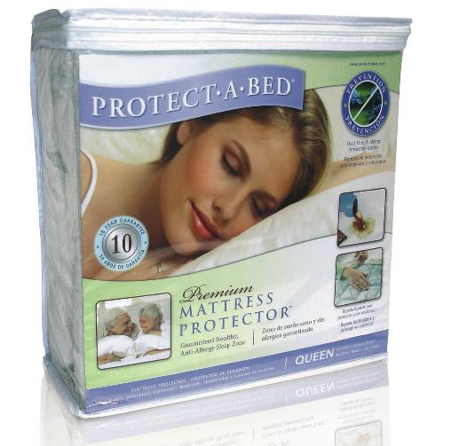 Premium laken 150x200x20cm - madrass beskytter