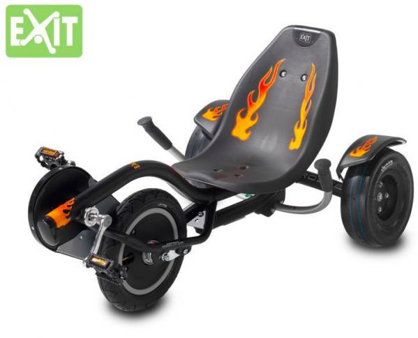 Triker - EXIT - Rocker Fire