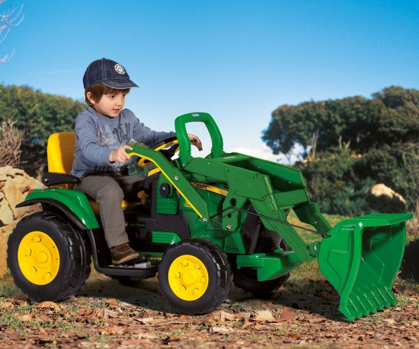 Peg Perego Ground Loader