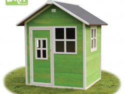 Lekehus - EXIT - Loft 100 grønn