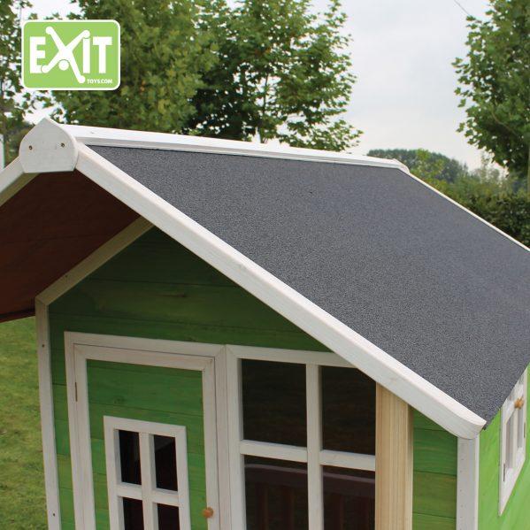 Lekehus - EXIT - Loft 300 grønn
