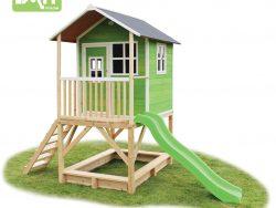 Lekehus - EXIT - Loft 500 grønn