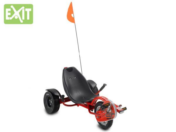 Triker - EXIT - Triker Pro 50 Red