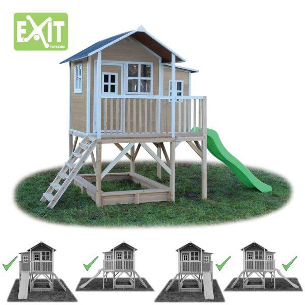 Lekehus - EXIT - Loft 550