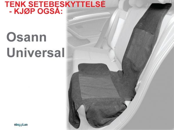 Barnesete - Osann IMax SP Corail Framboise - 9-36 kg