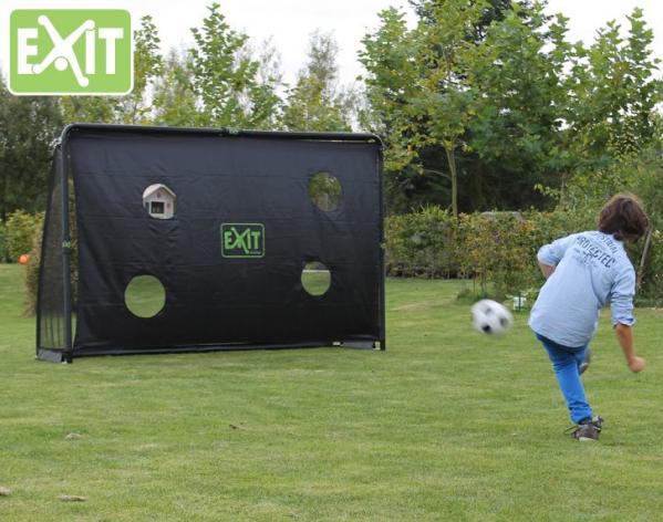 Fotballmål - Exit