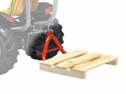 Pallegaffel for tråbil fra Berg Toys