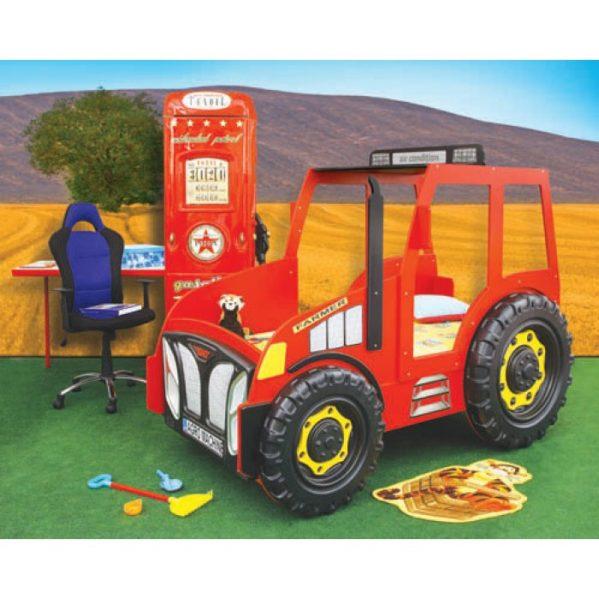 traktorseng barneseng