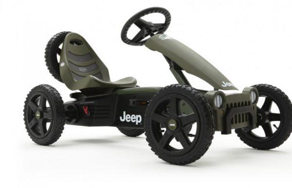 Tråbil - Berg Jeep Adventure