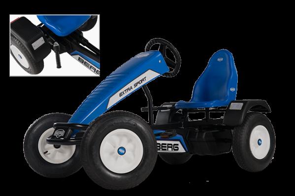 Tråbil - Berg - Extra Sport BFR-3