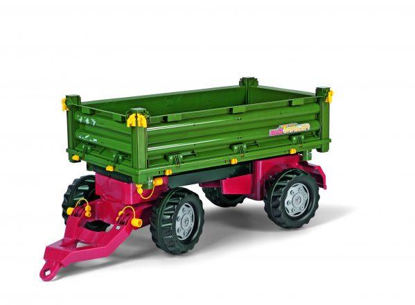 Tilhenger for tråtraktor Rolly Multitrailer / 2-akslet