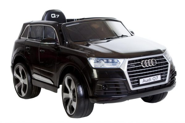 Audi Q7 elektrisk bil barn