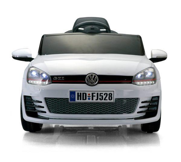 elektrisk bil for barn med fjernkontroll Golf GTI