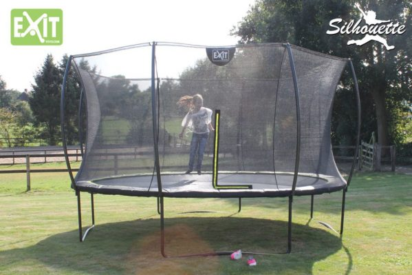 Trampoline - EXIT - Silhouette - pakketilbud