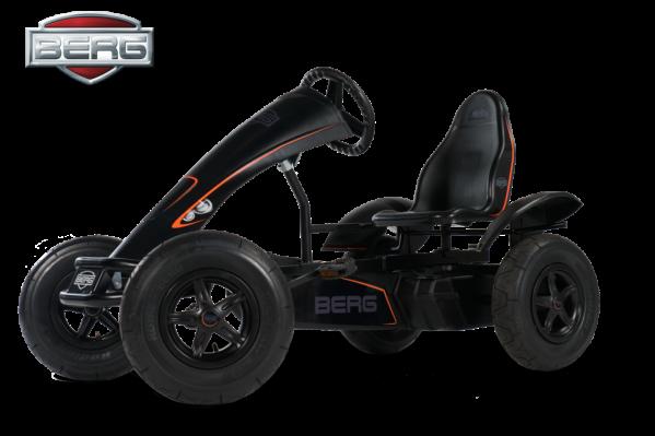 Tråbil - BERG Black Edition BFR-3