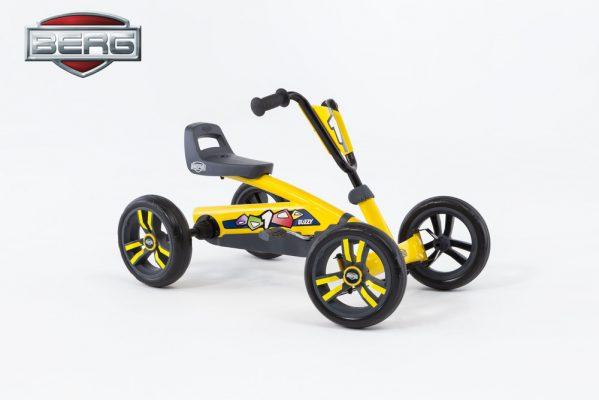 Tråbil - BERG Buzzy Yellow