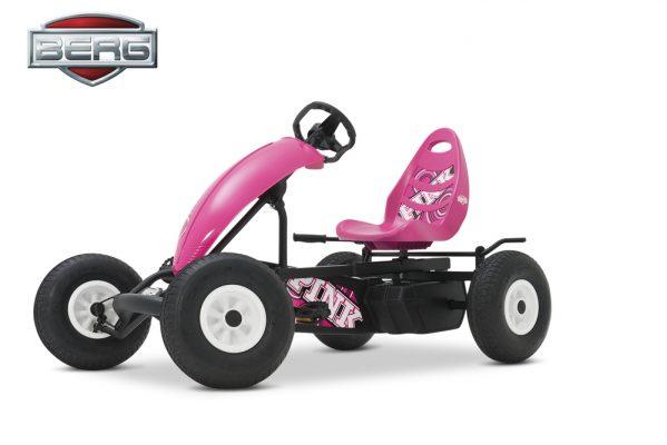 Tråbil - BERG Compact Pink BFR