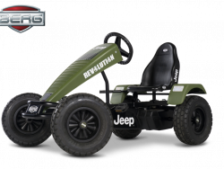 Tråbil - Berg - Jeep Revolution BFR