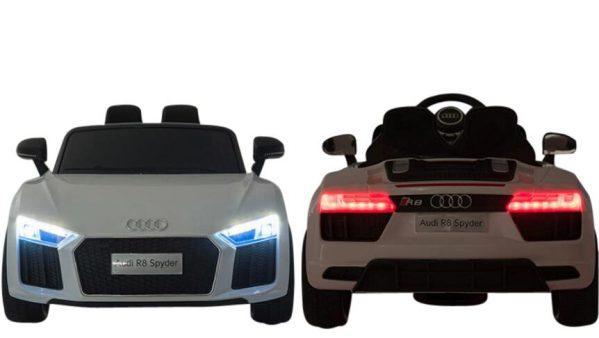 Audi R8S elbil barn