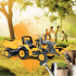Deere Construction – når det skal bygges veier i hagen!