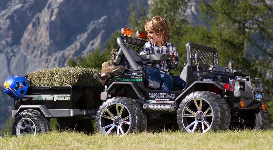 Elektrisk kjøretøy for barn – Les om testvinneren!