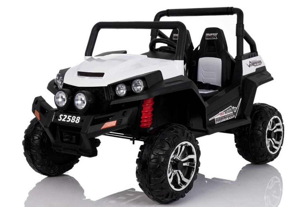 Azeno Jungle Racer 4×4/180W med gummihjul