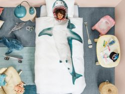 hai shark sengesett barn