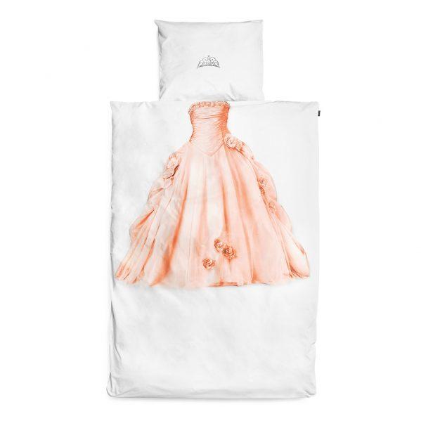 Prinsesse sengesett for barn