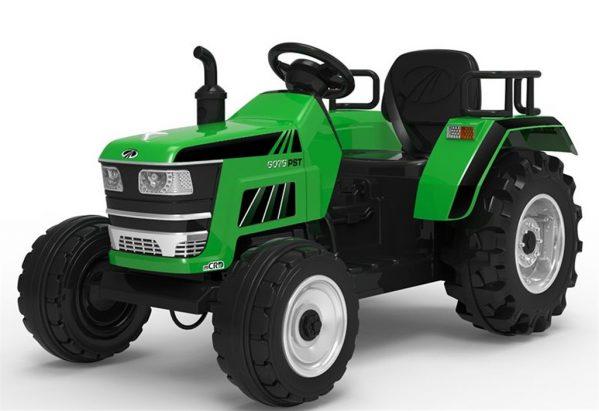 Azeno elektrisk traktor for barn