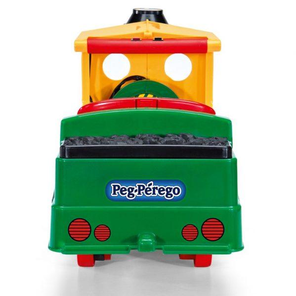 Elektrisk tog for barn