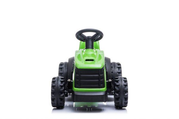 Elektrisk Traktor For Barn Med Tilhenger