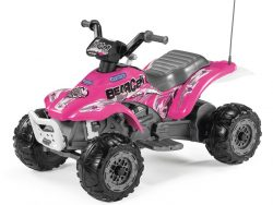 Peg Perego Corral Bearcat Pink