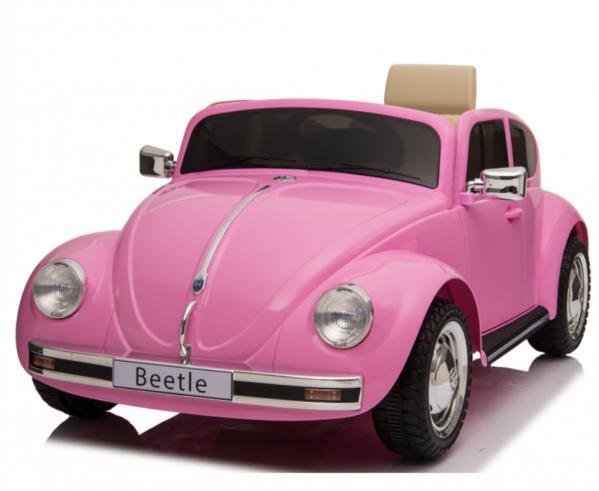 VW BEETLE 12V PINK