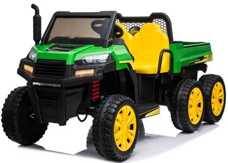 Elektrisk bil for barn 6x4