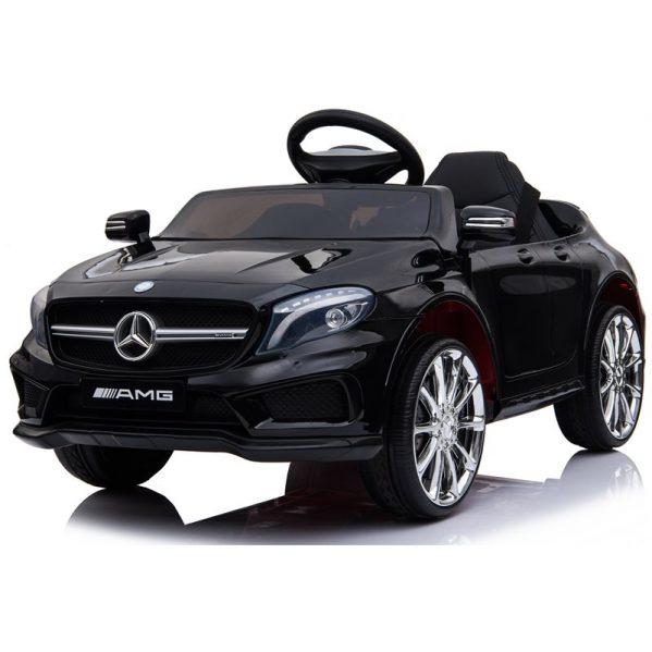 elektrisk bil for barn amg sort