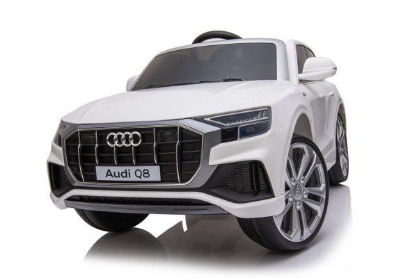 Elbil barn Audi Q8