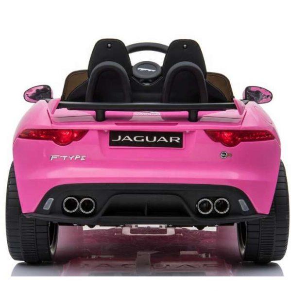 elbil barn jaguar