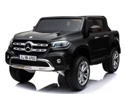elbil-for-barn- mercdes-x-class